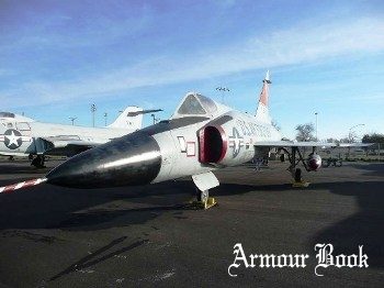 Convair F-102A Delta Dagger [Walk Around]