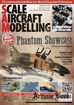 Scale Aircraft Modelling 2016-03 (Vol.37 No.13)