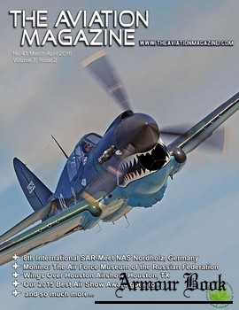 The Aviation Magazine 2016-03/04 (Vol.7 Iss.2)