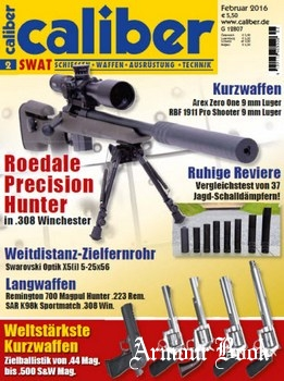 Caliber SWAT Magazin 2016-02