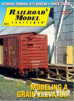 Railroad Model Craftsman 2012-08