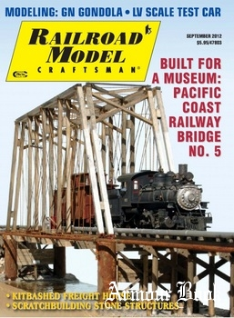 Railroad Model Craftsman 2012-09