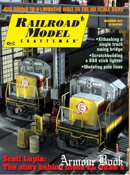 Railroad Model Craftsman 2012-12