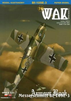 Messerschmitt Bf-109E-3 [WAK 2015-03]