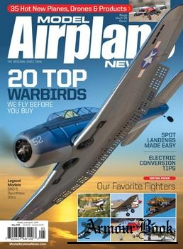 Model Airplane News 2016-05