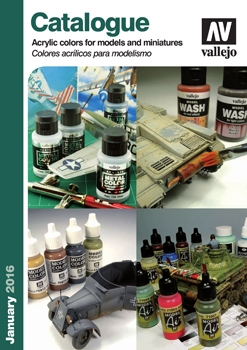 Vallejo Catalogue January 2016