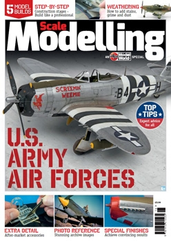 Scale Modelling: U.S. Army Air Forces [Airfix Model World]