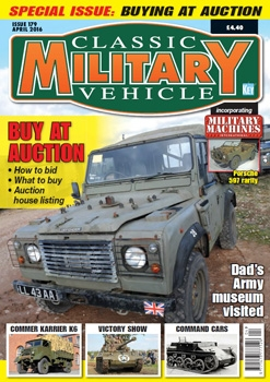 Classic Military Vehicle 2016-04 (179)