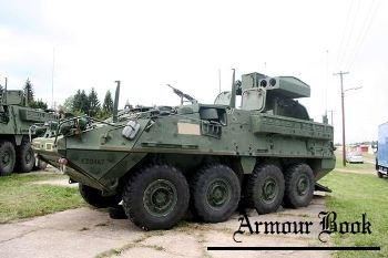 M1134 Stryker ATGM (Anti Tank Guided Missile) [Walk Around]