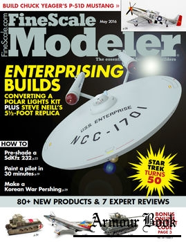 FineScale Modeler 2016-05 (Vol.34 No.05)