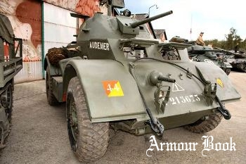 T17E1 Staghound Scout Car [Walk Around]