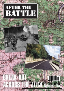 Break-Out Across The Seine [After the Battle №119]
