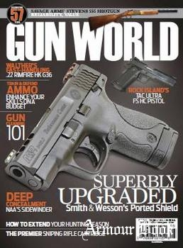 Gun World 2016-05
