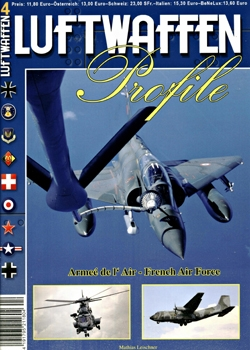 Armee de l' Air / French Air Force [Luftwaffen Profile №4]