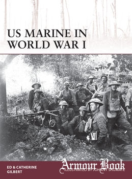 US Marine in World War I [Osprey Warrior 178]