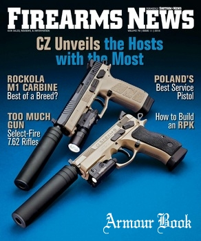 Firearms News Magazine 2016-11