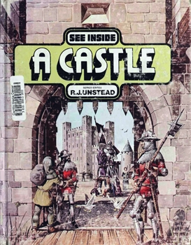 See Inside a Castle [Warwick Press]