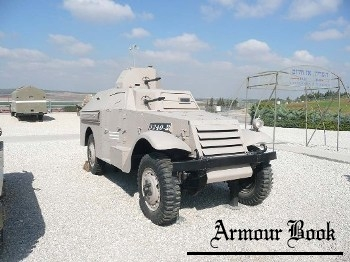 M3 Scout Converted into an Armored Car [Walk Around]
