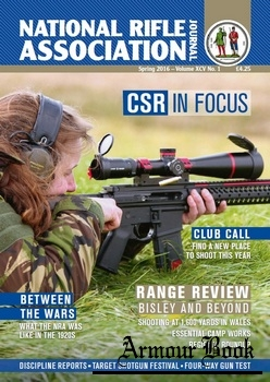National Rifle Association Journal - Spring 2016