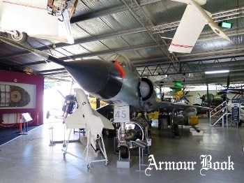 Dassault Mirage III-O [Walk Around]