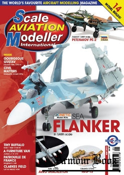 Scale Aviation Modeller International 2016-05 (Vol.22 Iss.05)