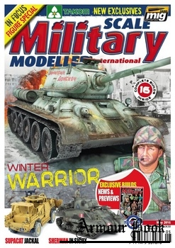 Scale Military Modeller International 2016-05 (Vol.46 Iss.542)