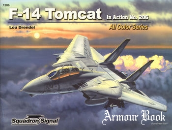 F-14 Tomcat in Action [Squadron Signal 1206]