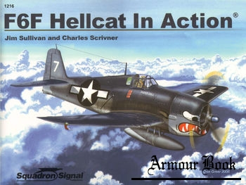 F6F Hellcat in Action [Squadron Signal 1216]