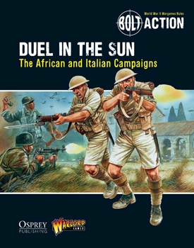 Bolt Action: Duel in the Sun [Osprey Publishing/Warlord Games]