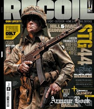 Recoil - Issue 25 2016
