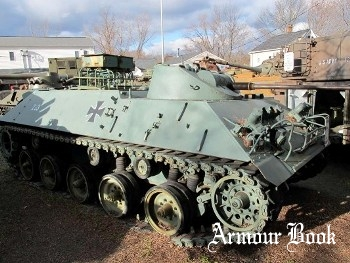 Schutzenpanzer Lang HS.30 [Walk Around]