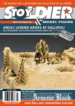 Toy Soldier & Model Figure 2016-06 (218)