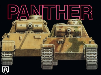 Panzerkampfwagen Panther: 50th Anniversary Collectors Edition [Ryton Publications]