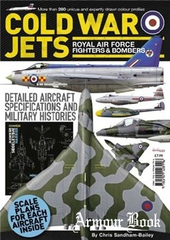 Cold War Jets: Royal Air Force Fighters & Bombers [Mortons Media Group]