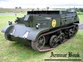 Universal Carrier Mk.I [Walk Around]