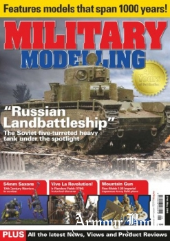 Military Modelling Vol.46 No.06 (2016)