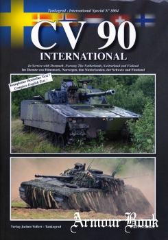 CV 90 International [Tankograd International Special 8004]