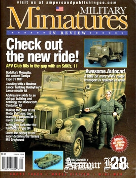 Military Miniatures in Review №28 (Vol.7 Iss.3)