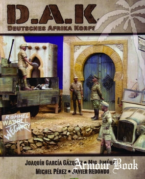 D.A.K. Deutsches Afrika Korps [Accion Press]