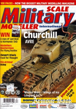 Scale Military Modeller International 2011-10 (Vol.41 Iss.487)