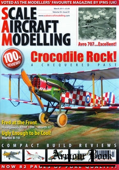 Scale Aircraft Modelling 2011-04 (Vol.33 Iss.01)