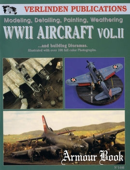 WWII Aircraft Vol.II [Verlinden Publications]