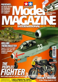 Tamiya Model Magazine International 2006-10 (132)