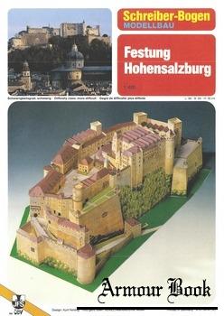Festung Hohensalzburg [Schreiber-Bogen 72491]