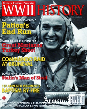 WWII History 2011-03 (Vol.10 No.03)