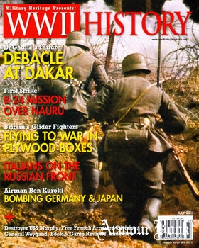 WWII History 2011-07 (Vol.10 No.05)