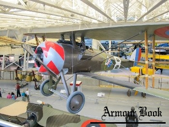 Nieuport 28C.1 [Walk Around]