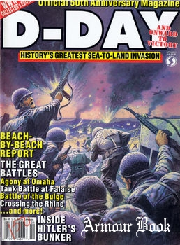D-Day and Onward to Victory [50th Anniversary Magazine]