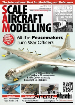 Scale Aircraft Modelling 2016-08 (Vol.38 No.06)