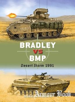 Bradley vs BMP: Desert Storm 1991 [Osprey Duel 75]